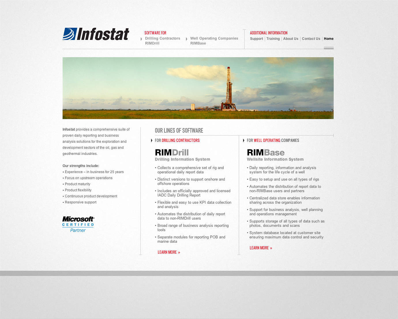 oil-gas-industry-website-design-home