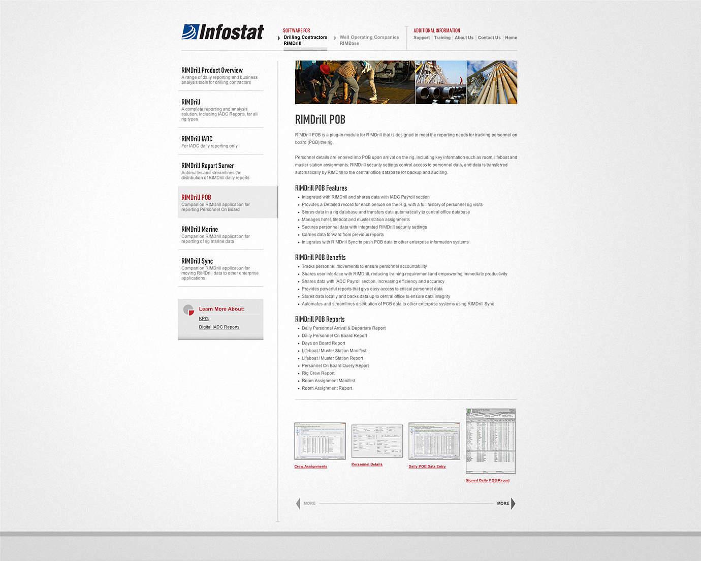 oil-gas-industry-website-design