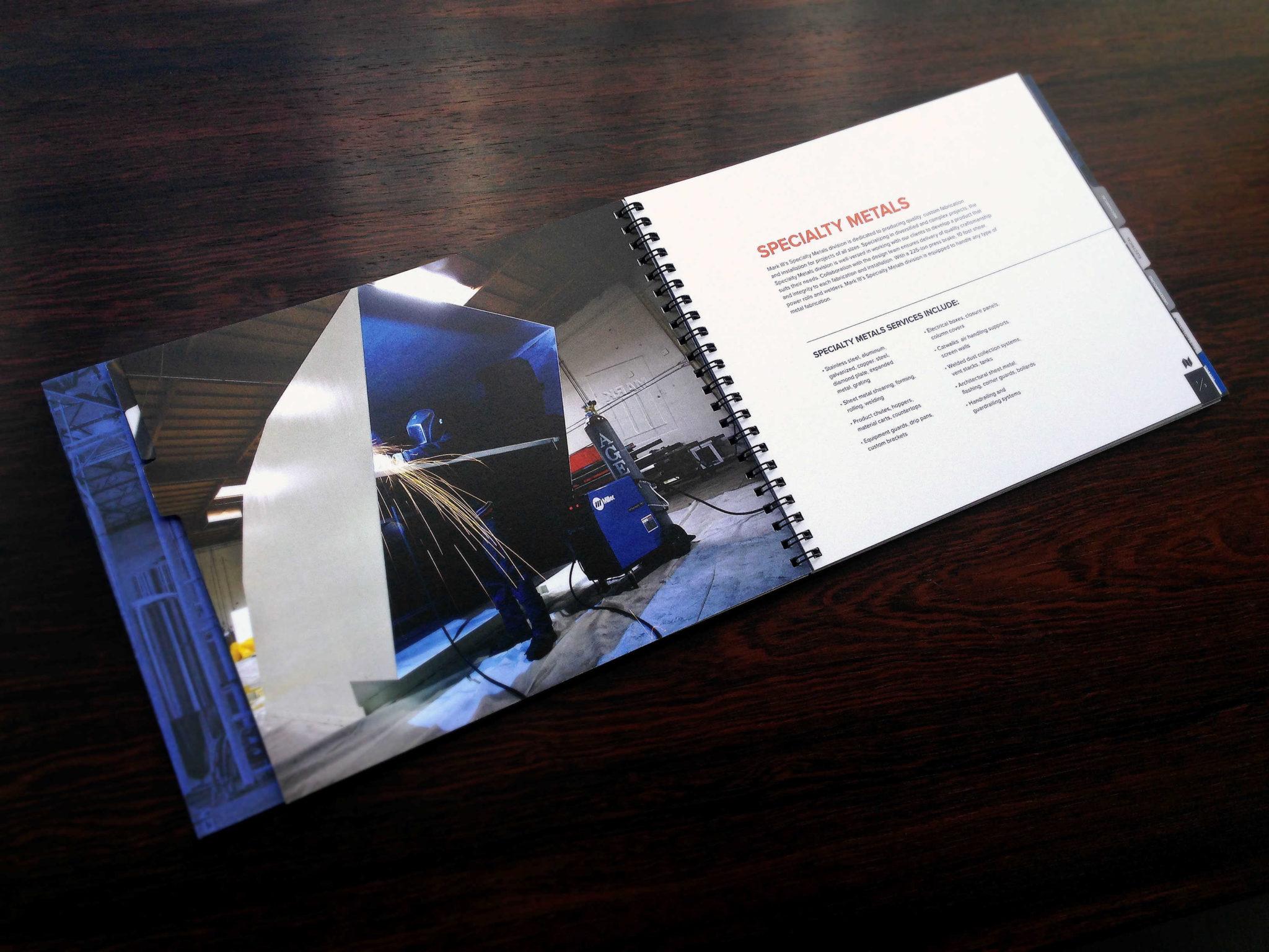 Catalog Design - Booklet Design Construction